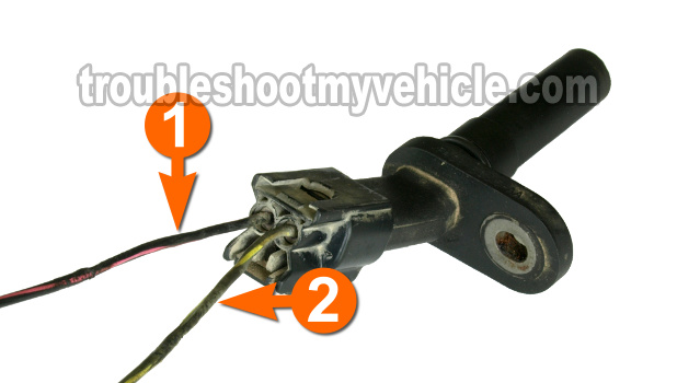 93 Ford F 150 Tfi Wiring Diagram Part 2 How To Test The Crankshaft Position Sensor Ford 4
