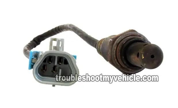 Sensor Heater Circuit Bank 1 P0031 Nissan Air Fuel Ratio Sensor 1