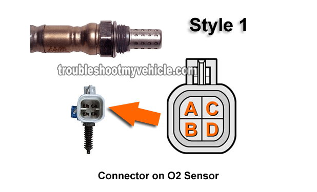 Gm O2 Sensor Wiring