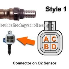 Mazda Wiring Diagram Color Codes Baldor 5hp Motor Part 1 - P0141, P0161 -downstream O2 Sensor Test (2003-2005 Gm 5.3l, 6.0l)