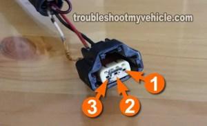 Part 1 How To Test The Camshaft Position Sensor (20002002 18L Nissan Sentra)