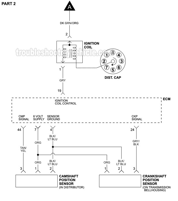 1990 Dodge Dakota Radio Wiring Diagram