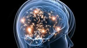 cerveau clignote