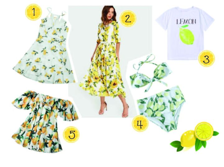 Must to have – Lemon prints