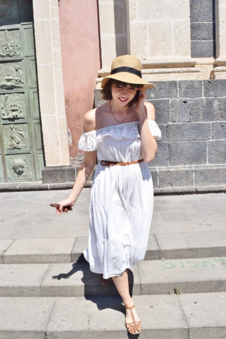 White dress 016