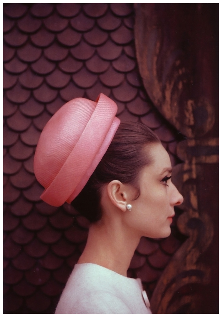 hubert de givenchy hat photo by howell conant 1962