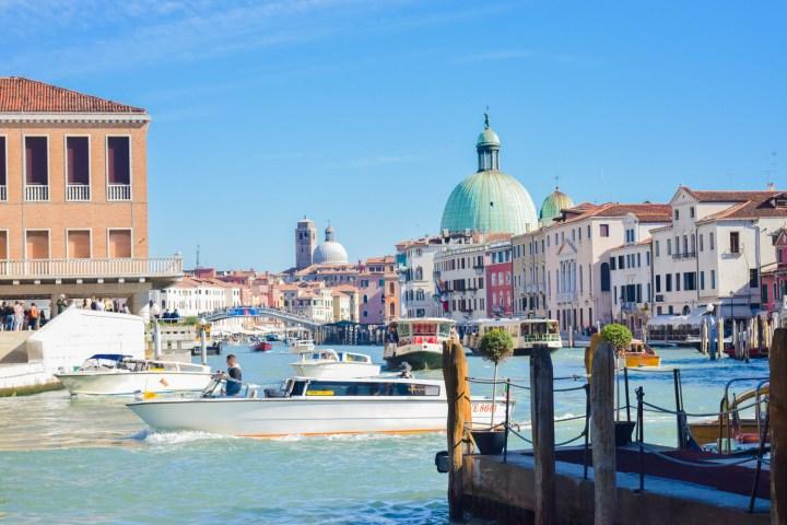 First steps in Venise #Octobre 2017