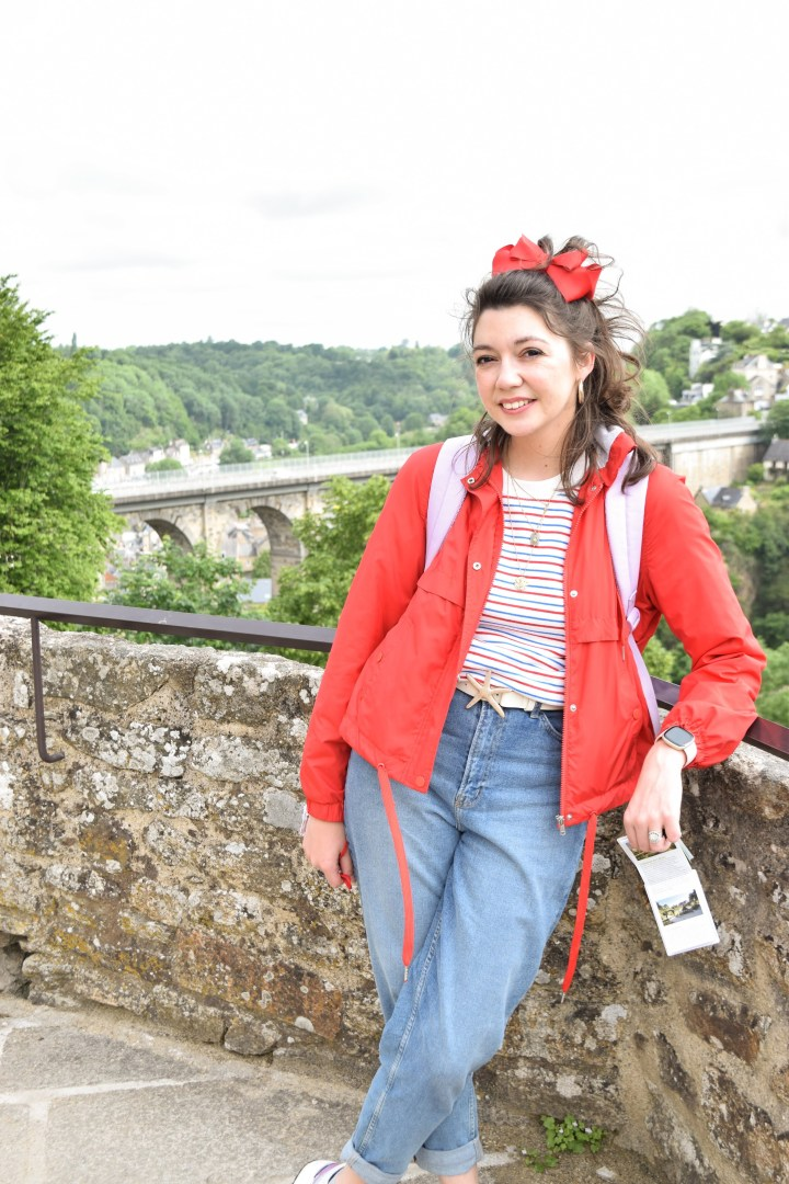 What I wore in France