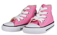CONVERSE 7j234c Inf ct All Star Hi Ρόζ