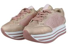 B3D Shoes 41503 nude/ρόζ