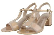 BOXER Shoes 59021 Nude