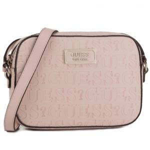 GUESS Crossbody Kamryn VD669112 Σομόν