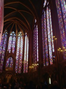 A few blocks from the infamous Notre-Dame Cathedral, lies the magnificence of Sainte-Chappelle.