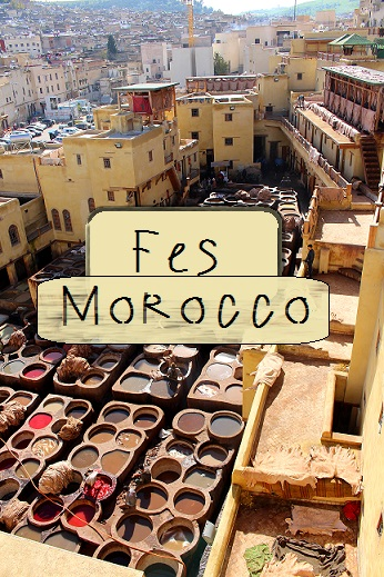 It's Complicated in Fes, Morocco