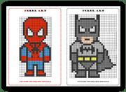 Pixel Art Trousse De Billes