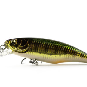 Megabass Great Hunting Minnow World Spec 48F GOLD YAMAME