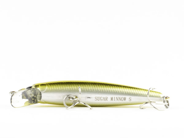 bassday sugar minnow 50s