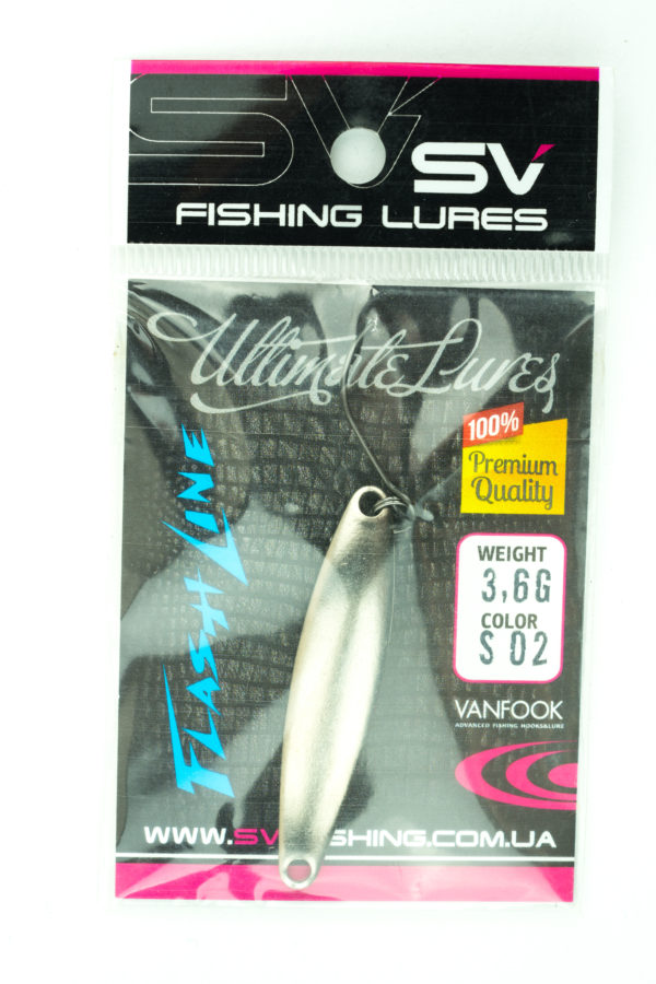 SV Lures Flash Line 3,6g S02