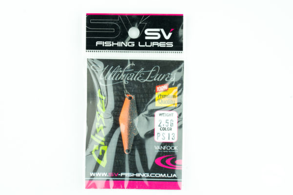 SV Fishing Lure Glisser PS13