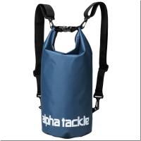 アルファタックル:防水素材、ウェルダー加工、止水ファスナーを使用した防水バッグ『W.T.C. トートバッグ』『W.T.C. ドライタンク』が発売されます