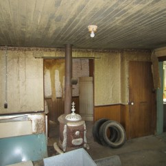Oak Chair Rail Bedroom Big W Trout River Log House Paul Cutting Decorah Ia