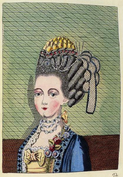 Cora Ginsburg hairdressing