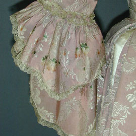 dress  close c 1760-70 ma