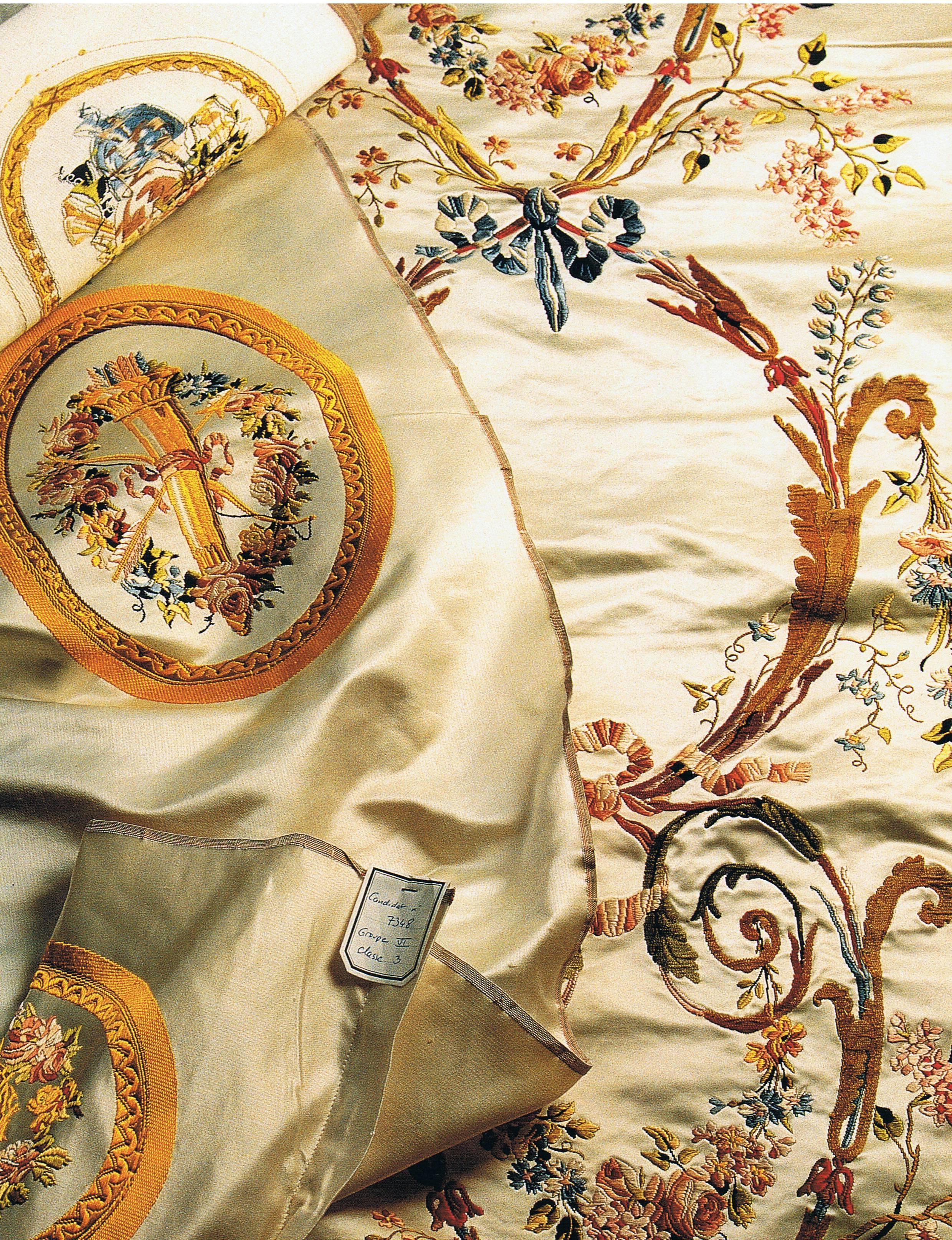 Fabrics book