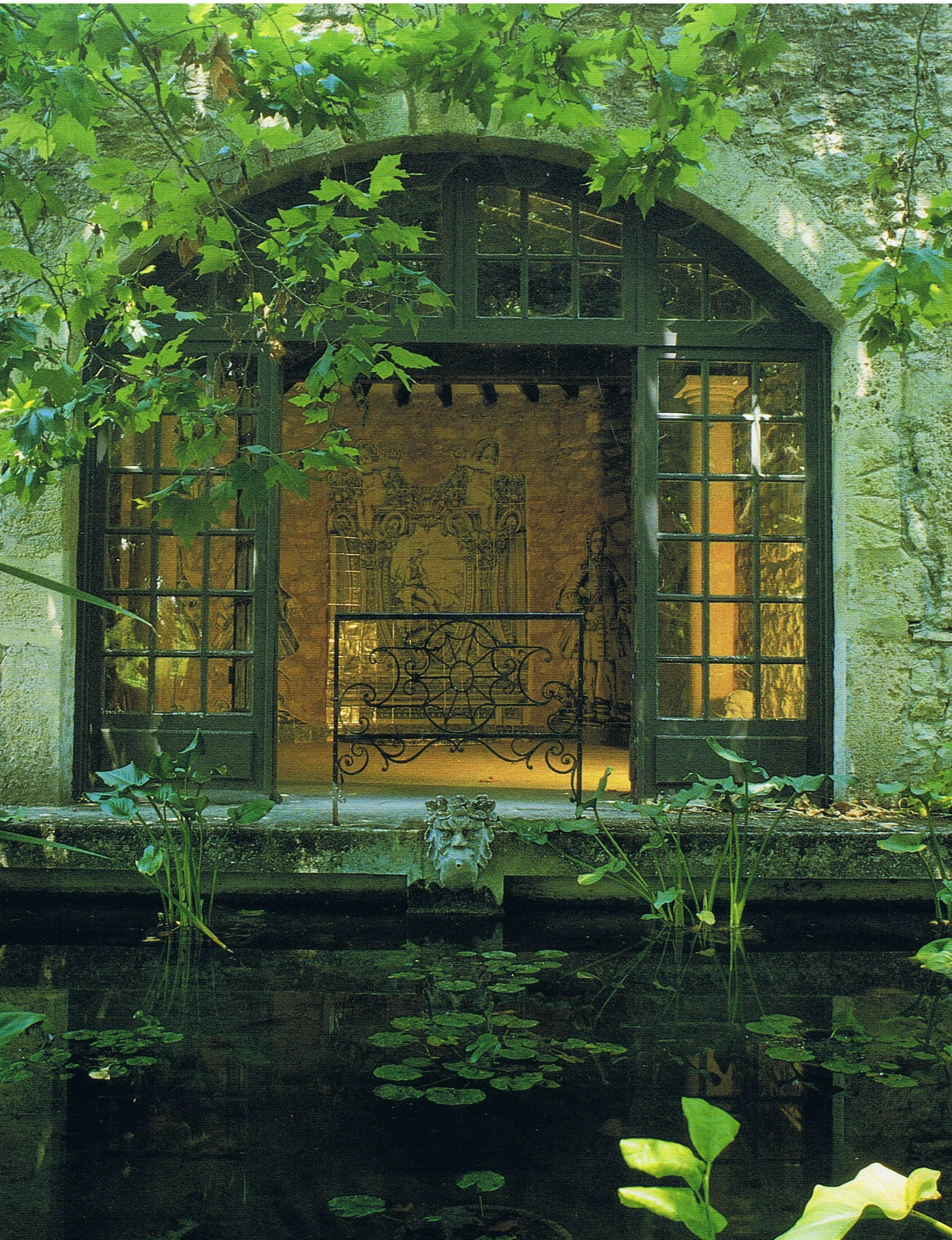 Provence Interiors Lillian Williams Trouvais