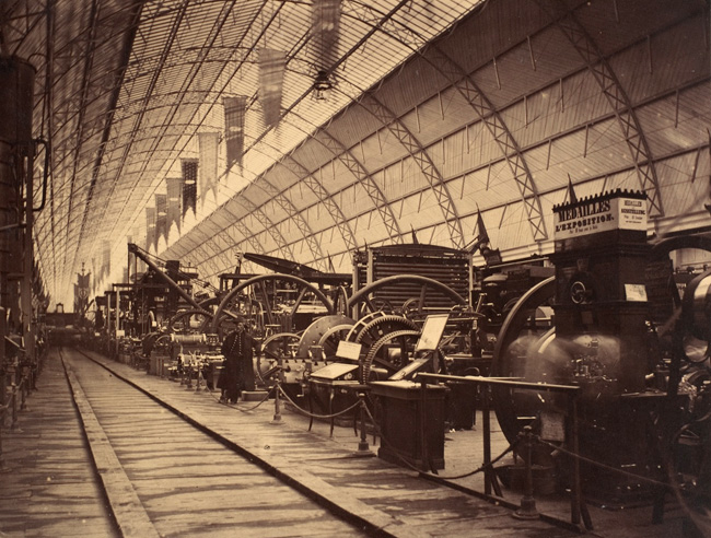 napoleon_paris Machinery 1855