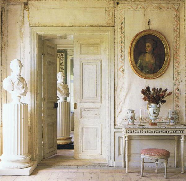 French Country Style Interior Design