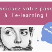 Webinaire de rentrée : Réussissez votre passage à l'e-learning
