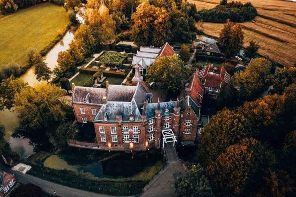 Romantische trouwlocatie Brabant
