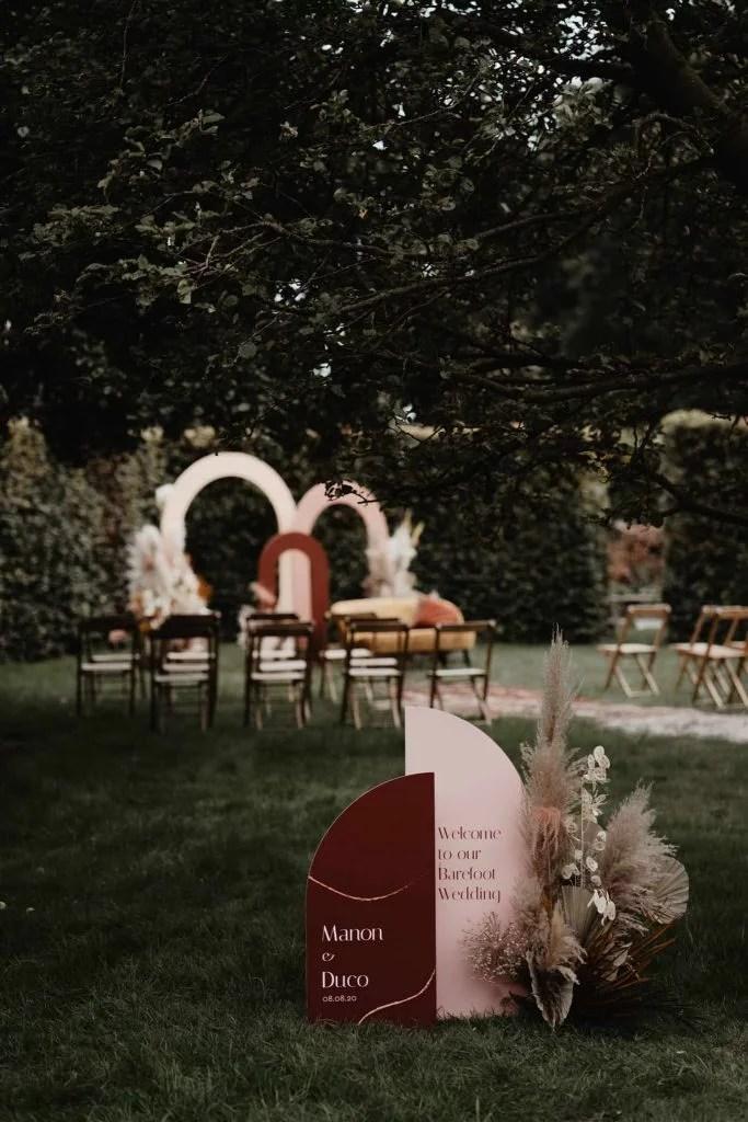 Trouwtrend 2021: buiten trouwen