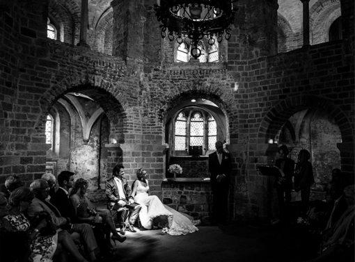 Trouwfotografie Nicolaaskapel Valkhof Nijmegen | Lisa en Mark