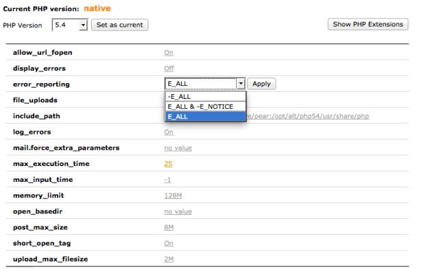 servizi PHP abilitabili 2