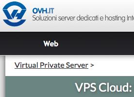 Dettagli offerta: VPS Cloud 2 OVH.it