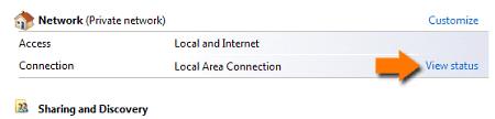Windows Vista Network