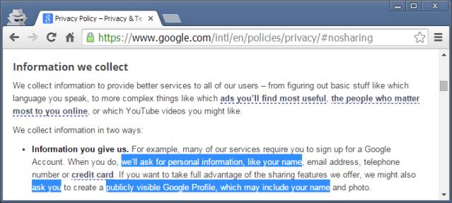Gli account di Google sono a rischio privacy? (News)