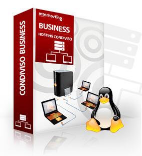 Dettagli offerta: Interhosting Business Linux