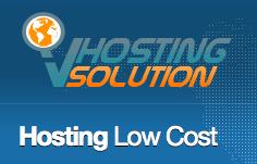 Dettagli offerta: V-Hosting Solution Personal 03 con dominio gratuito