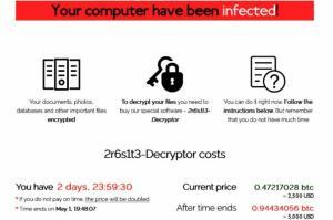 Sodinokibi: il malware che cripta i backup e rende impossibile il ripristino