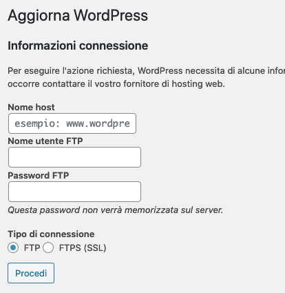 WordPress ti chiede le credenziali FTP quando installi plugin? Ecco cosa fare (Guide, Guide per la configurazione di WordPress)