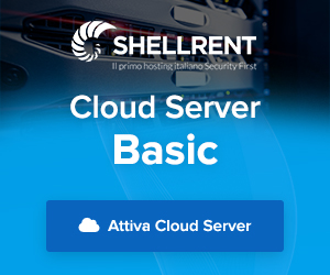 Dettagli offerta: Cloud Server Basic Shellrent