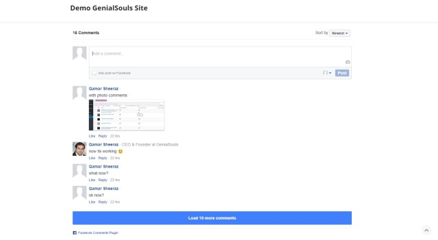 Come inserire i commenti Facebook dentro WordPress (Guide, Assistenza Tecnica, Guide per la configurazione di WordPress)