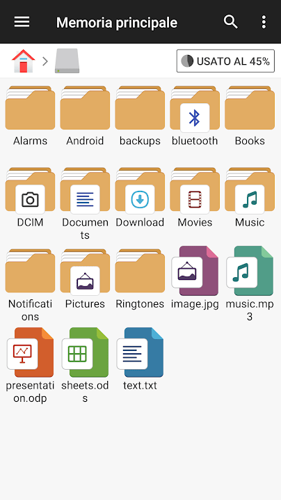 Guida generale all'uso dei File Manager (Guide, Assistenza Tecnica, Configurazione Hosting, Guide smartphone e Telefonia)