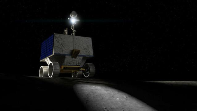 Software open source per il prossimo rover NASA sulla Luna (News, Pensare)