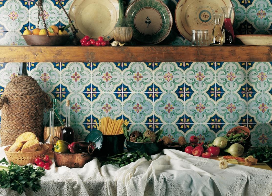 Piastrelle cementine antiche italian dream mattonelle colorate