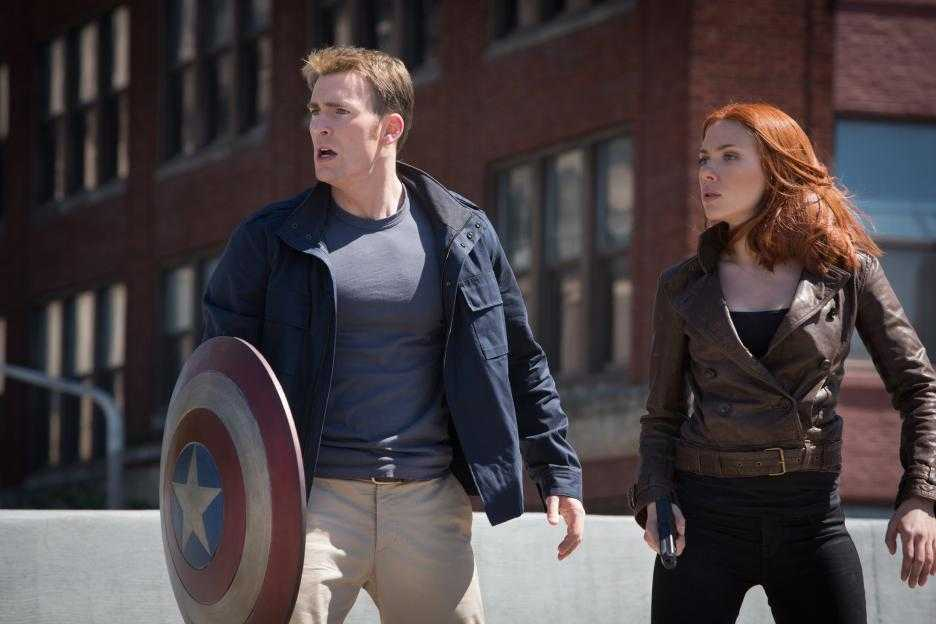 Captain America The Winter Soldier - The 20 Best Superhero Movies Of All Time