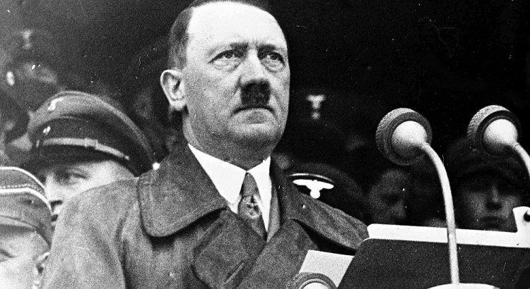 Inspirational Quotes By Adolf Hitler
